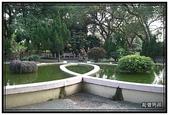 彰雲嘉旅遊:虎尾糖廠 - 同心公園一景