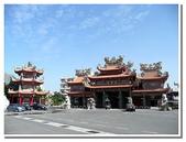 廟宇之旅:雲林台西- 安西府11