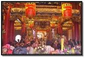 廟宇之旅:嘉義新港奉天宮 - 正殿