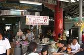 嘉南屏美食名產:新港東豪鴨肉羮-店面