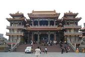 廟宇之旅:車城福安宮-廟全景