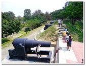台南市旅遊:台南億載金城-10