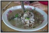 嘉南屏美食名產:台南阿憨鹹粥 - 鹹粥