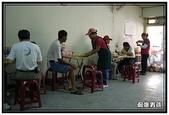 鹽水美食名產:月津虱目魚粥 - 店內用餐環境