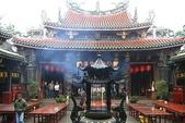 廟宇之旅:鹿港天后宮 - 正殿