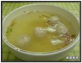小港美食名產:台南口福小館- 貢丸湯