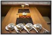 高雄市餐廳:葵花源火鍋 - 用餐前擺設