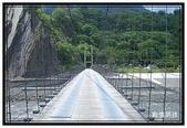 高雄縣旅遊:少年溪風景區 - 吊橋