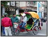玩樂記錄:觀光三輪車