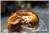 高雄市美食名產:旗山老街菠蘿泡芙-香蕉冰紅茶-05