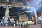 廟宇之旅:車城福安宮-廟堂