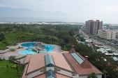 東部住宿飯店:美侖大飯店-休閒設施及優美的游泳池