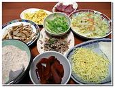 嘉南屏美食名產:台南克林台包-八寶肉包-12