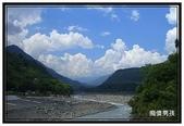 高雄縣旅遊:少年溪風景區 - 溪景