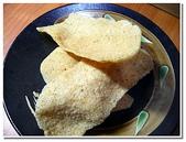 嘉南屏美食名產:台南東東蝦餅-01