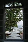 高雄旅遊:打狗英國領事館-東側窗景