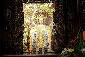 廟宇之旅:大甲鎮瀾宮-媽祖神像