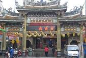廟宇之旅:鹿港天后宮 - 牌樓