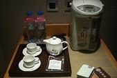 北部住宿飯店:淡水活儷養生會館-客房熱水瓶