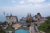 花蓮旅遊:花蓮遠雄海洋公園-海盜船一景
