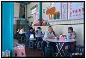 嘉南屏美食名產:台南阿憨鹹粥 - 店內用餐環境