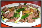 嘉南屏美食名產:萬丹和記牛肉- 01