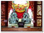 廟宇之旅:日月潭文武廟- 16