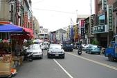 廟宇之旅:大甲鎮瀾宮-大甲市區街道