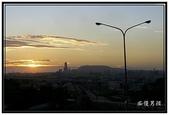 小港旅遊:大坪頂拍攝日落 - 鳥瞰高雄