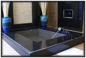 汽車旅館:高雄亞曼尼motel- 大理石浴缸
