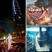 2015-12 婚紗聖誕夜拍:相簿封面
