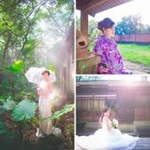 2015-07 桃園神社 婚紗,裸紗,和服:相簿封面