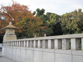 2012-11-25 東京自由行 Day 4 -- 銀杏並木、表參道、明治神宫:01 明治神宮.JPG