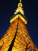 2012-11-24 東京自由行 Day3 -- Sky Bus:06 東京鐵塔.JPG