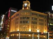 2012-11-24 東京自由行 Day3 -- Sky Bus:08 新宿 SEKIO 鐘樓.JPG