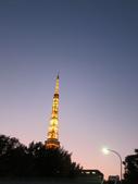 2012-11-24 東京自由行 Day3 -- Sky Bus:看見東京鐵塔了.JPG