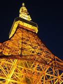 2012-11-24 東京自由行 Day3 -- Sky Bus:07 東京鐵塔.JPG