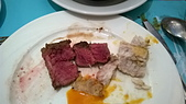 台中 饗食天堂 平日午餐:這次的骰子牛偏生