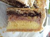 乳酪地瓜巧克力莓醬派:DSCF3395.jpg
