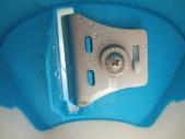 大家源 TCY-6705 電動刨冰機:據說右邊那個白白的可以調粗細