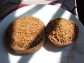 實驗品-花生豆沙餅、草莓酸奶油慕斯、PITA、巧克力塔:巧克力香醍塔