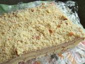 實驗品-花生豆沙餅、草莓酸奶油慕斯、PITA、巧克力塔:草莓酸奶油慕斯