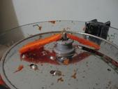 飛利浦 廚神料理機 HR7629 廚神機:勉強刨絲刨到剩這薄片