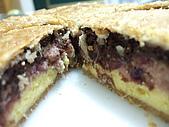 乳酪地瓜巧克力莓醬派:DSCF3380.jpg