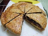 乳酪地瓜巧克力莓醬派:DSCF3382.jpg