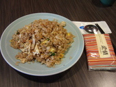 台中 阿蘇九重:鮭魚炒飯