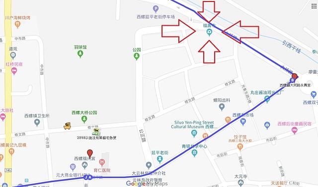 福善寺地點.jpg - 已亥年(2019)跟隨大甲媽祖遶境