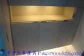 鍾公館電梯華廈舊屋翻新:玄關鞋櫃裝修後