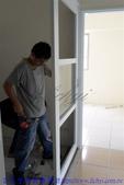 公寓舊屋翻新:裝修玻璃工程 (13