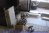 新店邱公館:系統櫃工程 (3)